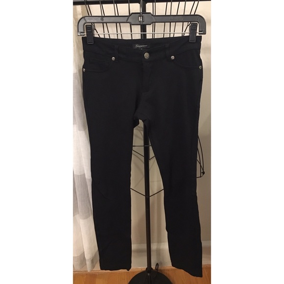 8d5d01e7cdf Shinestar Jeans | Black Jeggings Size Small | Poshmark